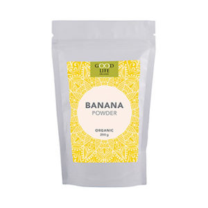 Good Life Banana Powder Organic 200g