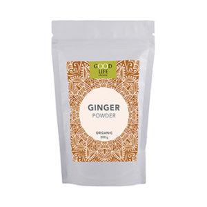 Good Life Ginger Powder Organic 200g