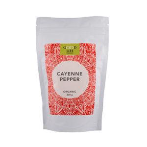 Good Life Cayenne Pepper Organic 200g