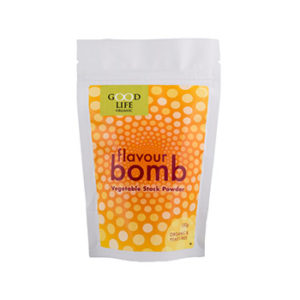 Good Life flavour bomb Vegetable Stock Podwer 150g