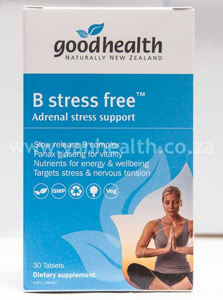Goodhealth B Stress Free 60 Tablets