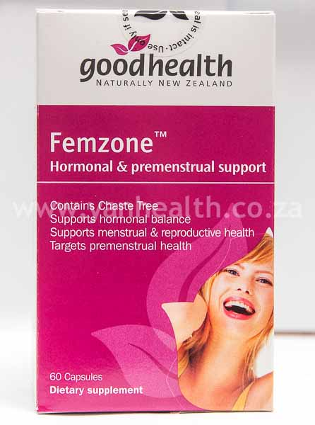 Goodhealth Femzone 60 Capsules