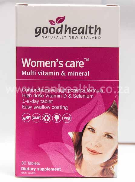 Goodhealth Women's care 30 Tablets