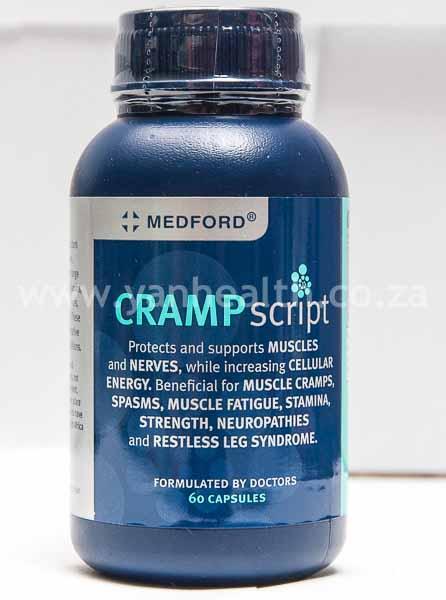 Medford CRAMPscript 60 Capsules