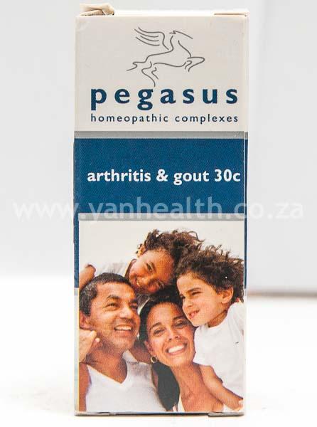 Pegasus Arthritis & Gout 30c