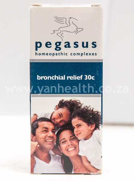 Pegasus Bronchial Relief 30c