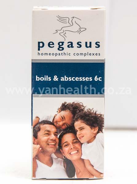 Pegasus Boils & Abcesses 6c
