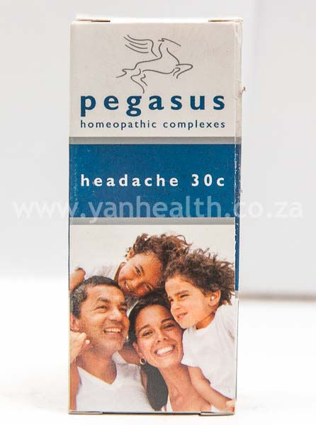 Pegasus Headache 30c