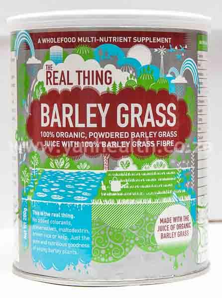 The Real Thing Barley Grass  Powder 200g