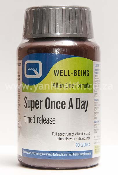 Quest Super Once A day 90 Tablets