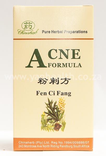 Chinaherb Acne Formula