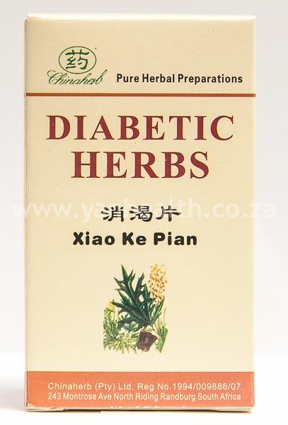 Chinaherb Diabetic Herbs