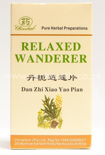 Chinaherb Relaxed Wanderer