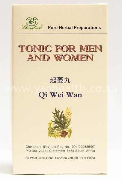 Chinaherb Tonic For Men And Women