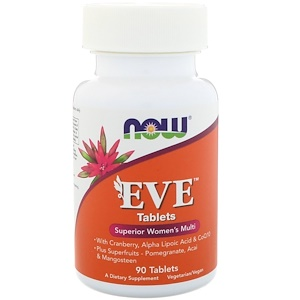 now EVE Tablets Super Woman's Multi 90 tablets