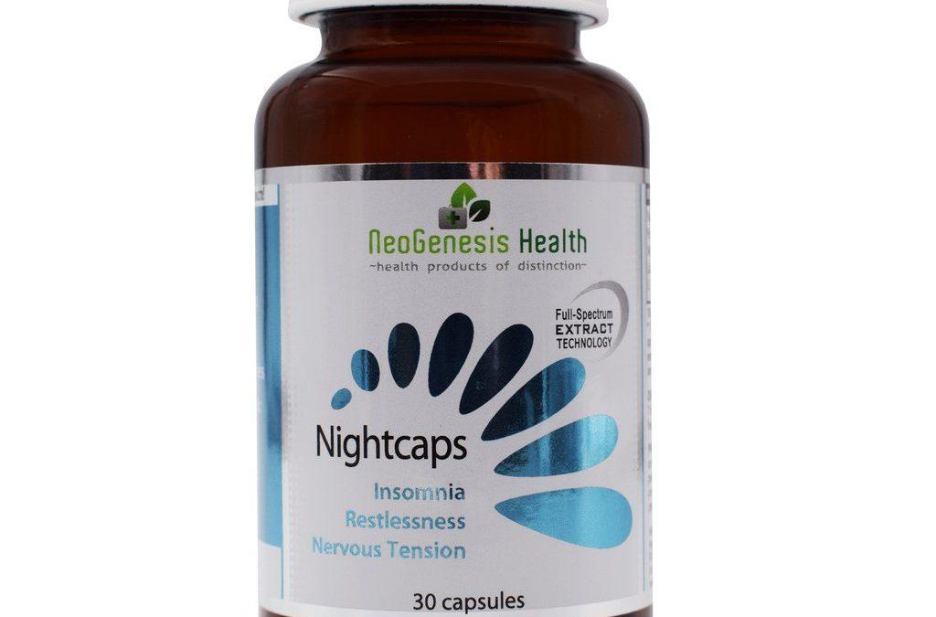 NeoGenesis Nightcaps 30 capsules