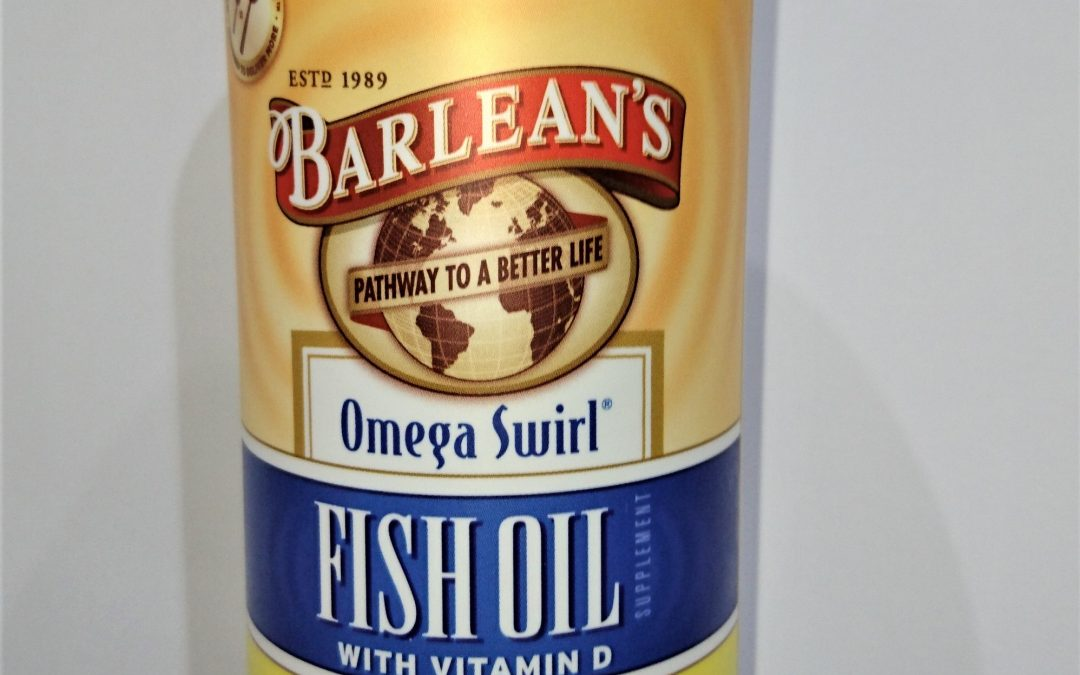 Barlean's Omega Swirl liquid 227g