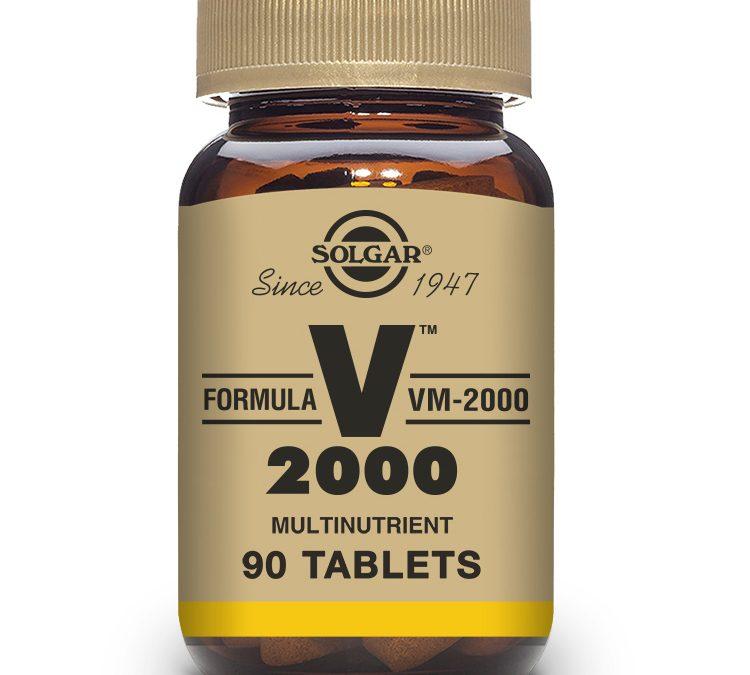 Solgar VM 2000 90 Tablets
