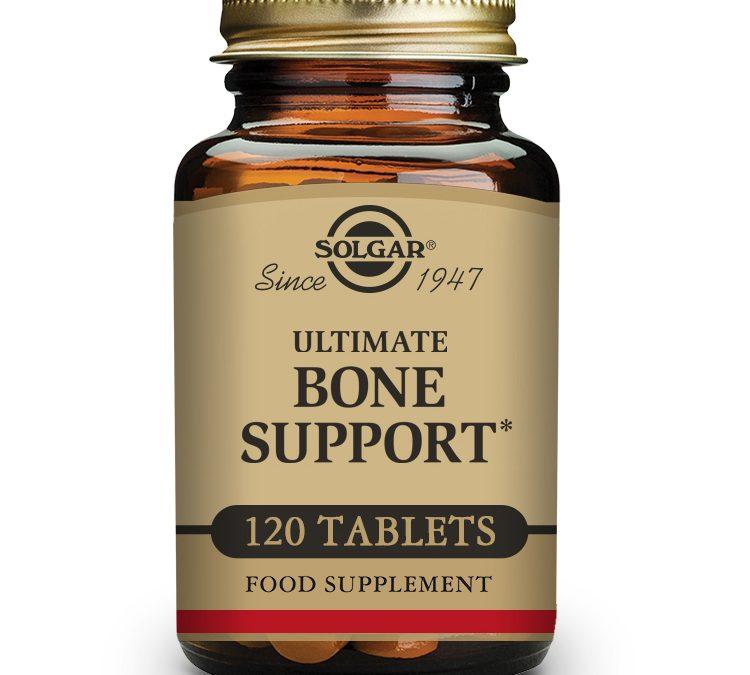 Solgar Ultimate Bone Support 120 Tablets