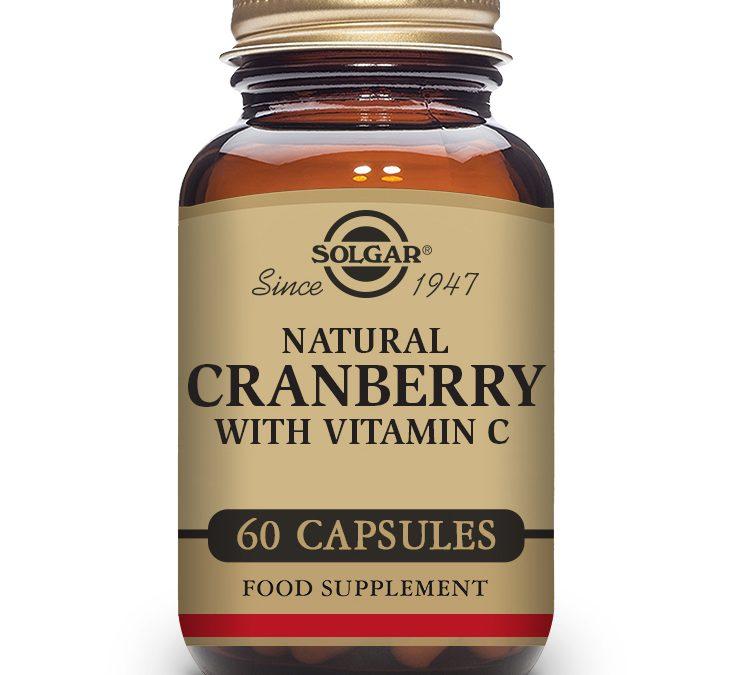 Solgar Cranberry 60 Capsules