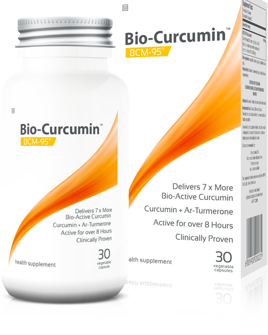 Coyne Bio-Curcumin BCM-95 30 vegetable capsules