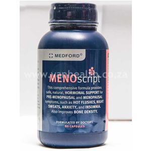 Medford MENOscript 60 Capsules