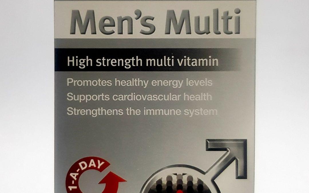 Goodhealth Men's Multi Care 30 Tablets