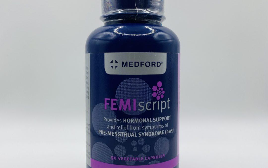 Medford FEMIscript 90 Capsules