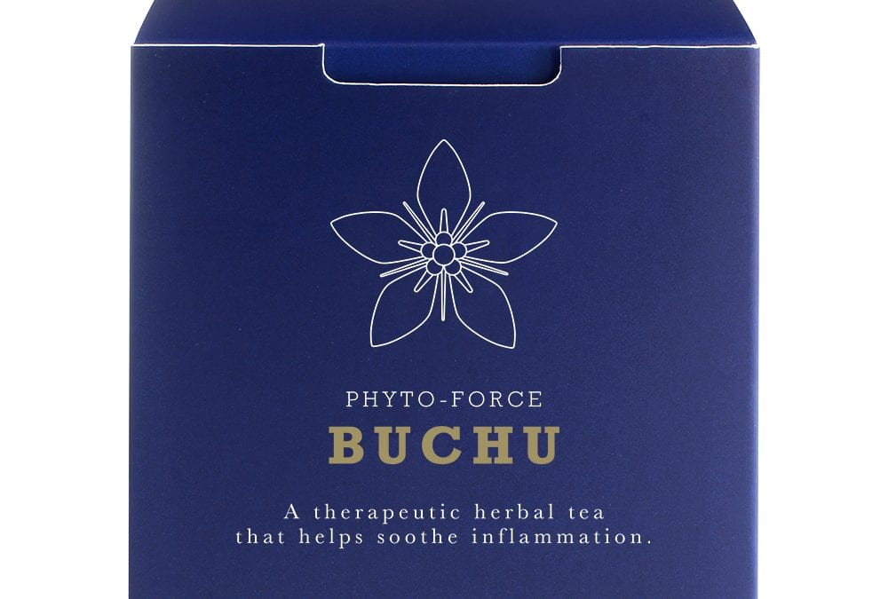 Phyto-Force Herbal Tea Buchu  Tea Powder 60g