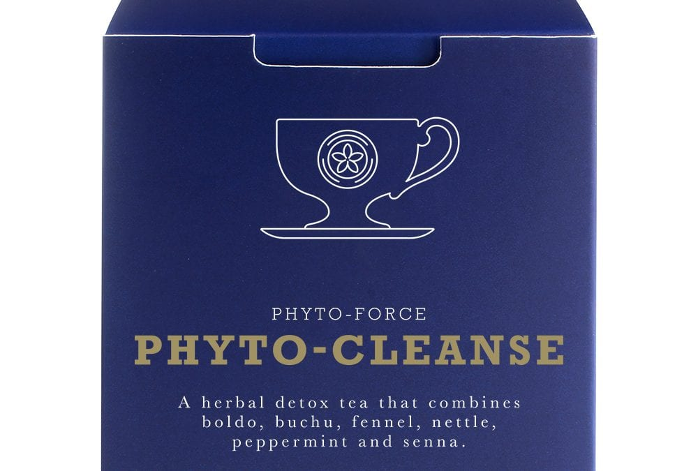 Phyto-Force Phyto-Cleanse Detox Tea Powder 100g