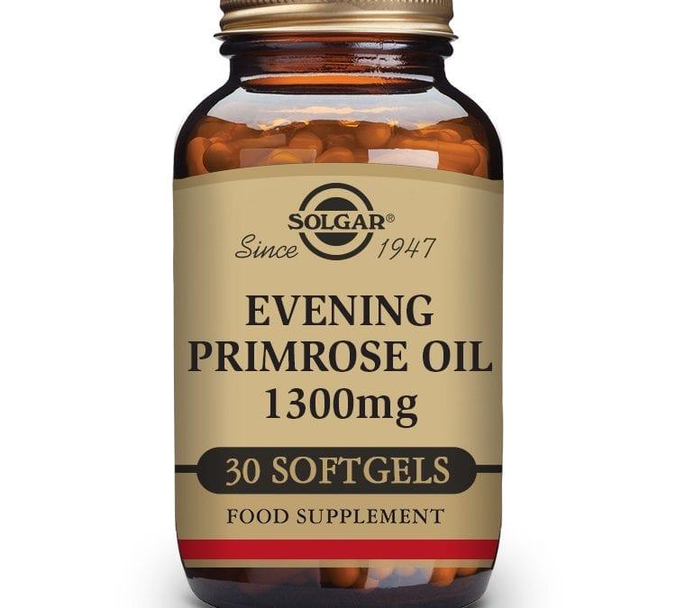 Solgar Evening Primrose Oil 30 Softgels 1300 mg