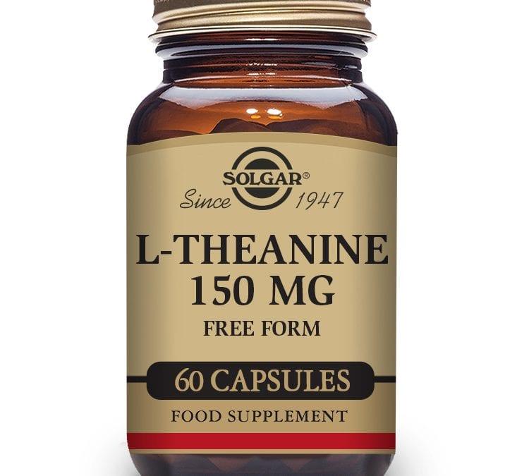 Solgar L-Theanine 60 Capsules 150 mg