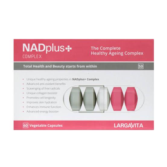 NADPlus+ Complex 60 vegetable capsules