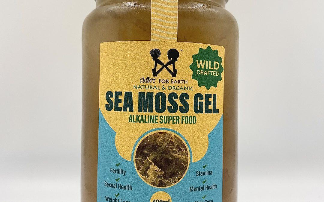Sea Moss gel 400ml