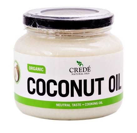 Credé Coconut Oil Organic 500ml