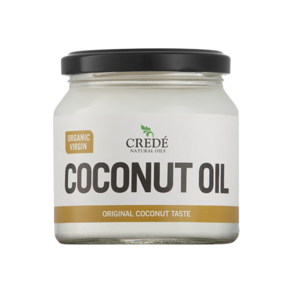 Credé Coconut Oil Cold Pressed 500ml