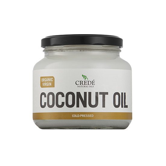 Credé Coconut Oil Cold Pressed 250ml
